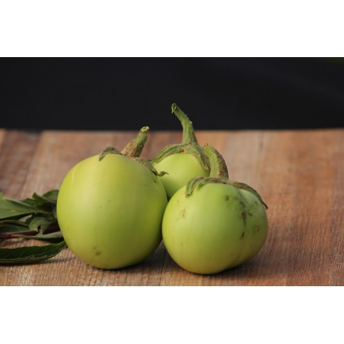 Applegreen Eggplant