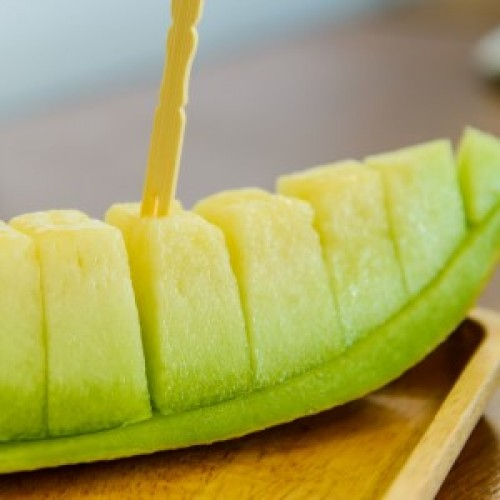 Honeydew Green Flesh